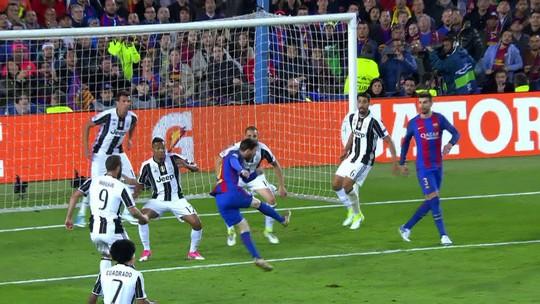 """Venceu o melhor time: Barça sucumbe ao """"Muro de Turim"""" e paga caro por ter uma defesa instável"""