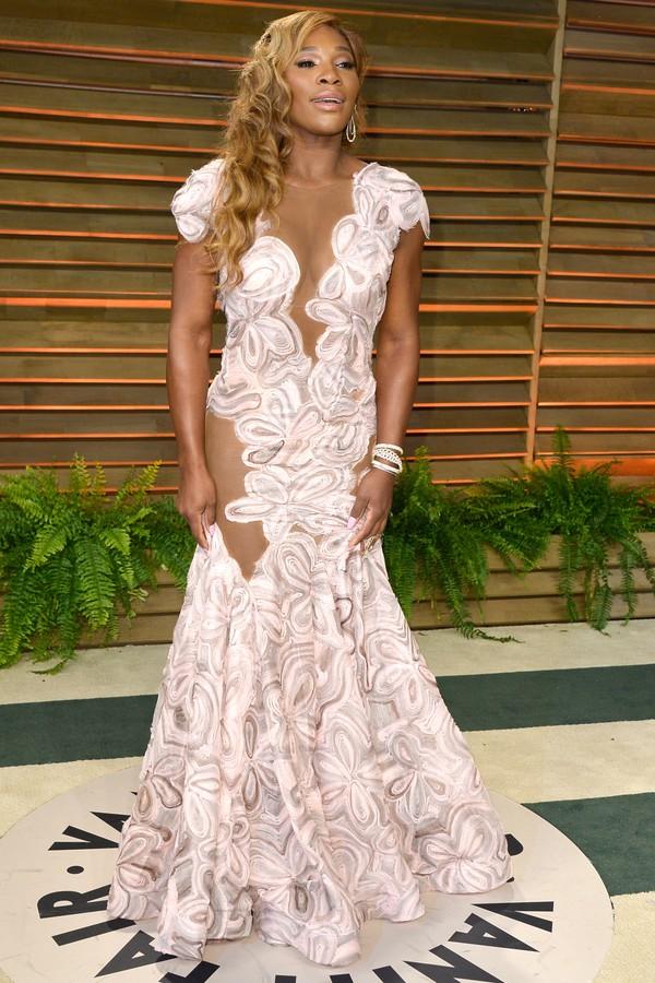 A melhor tenista do mundo, Serena Williams (Foto: Getty Images)