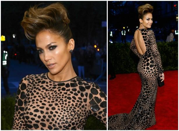 Jennifer Lopez tem um bumbum de 300 milhões de dólares! Pelo menos de acordo com a seguradora contratada... (Foto: Getty Images)