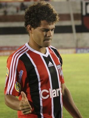 Camilo, meia do Botafogo-SP (Foto: Rogério Moroti / Agência Botafogo)