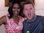 Primeira-dama dos EUA Michelle Obama cria conta no Snapchat