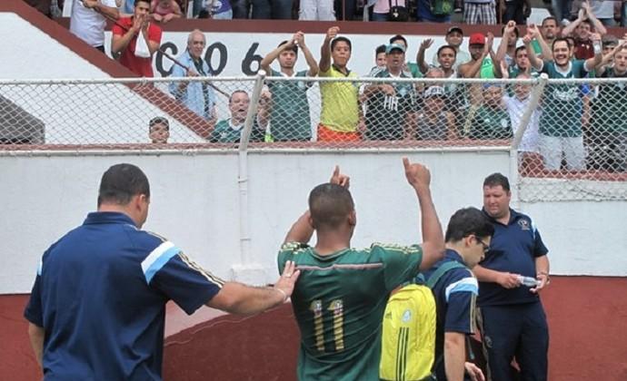 Gabriel Jesus Palmeiras (Foto: Rodrigo Faber)