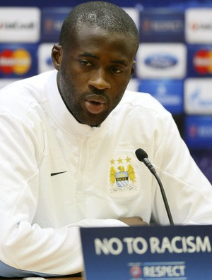 Yaya Touré Manchester City (Foto: Reuters)