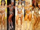 Qual foi a melhor rainha de bateria do Rio neste domingo, 10? Vote!