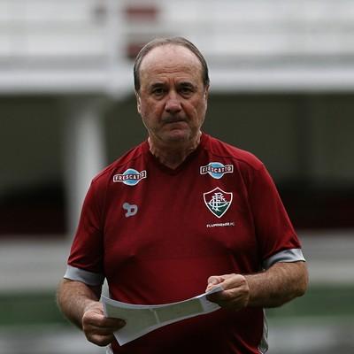Levir Culpi, Fluminense (Foto: Nelson Perez/Fluminense FC)