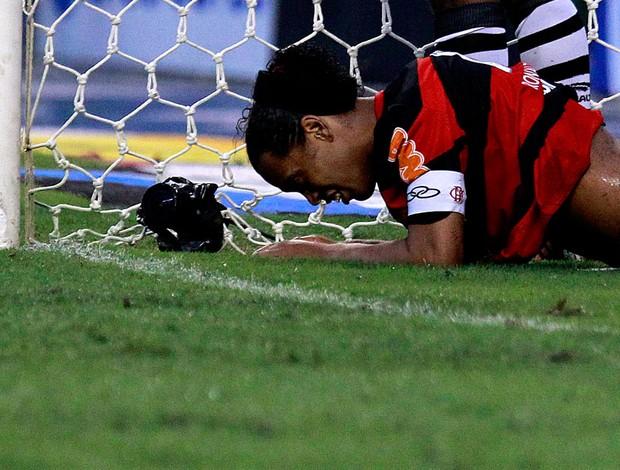 Ronaldinho gaúcho flamengo vasco (Foto: Wagner Meier / Agência Estado)