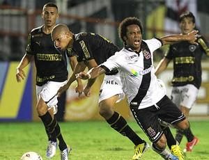 Carlos Alberto jogo Vasco Botafogo (Foto: Marcelo Sadio / Site do Vasco)