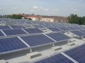 Os sistemas de energia fotovoltaica fincionam bem em dias nublados (Foto: Divulgação)