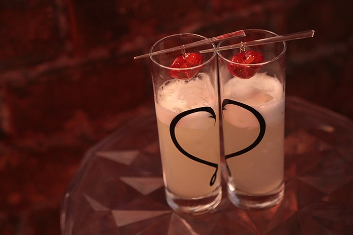 E os drinks também! (Foto: Gshow)