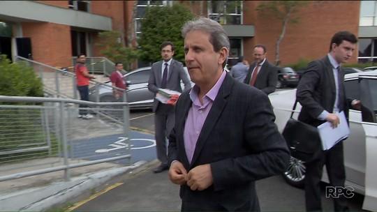 Alberto Youssef é visto publicamente pela primeira vez após deixar cadeia