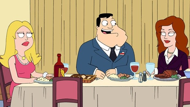American Dad: Stan reencontra antiga paixo (Divulgao / Reproduo)