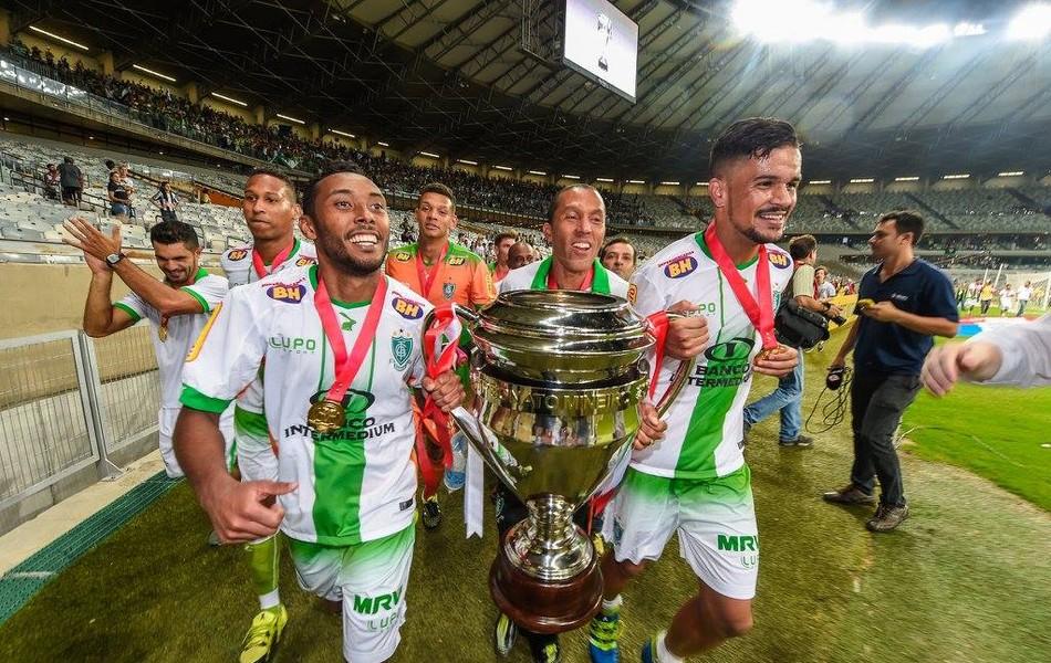 América-MG; Campeão Mineiro; Mineirão