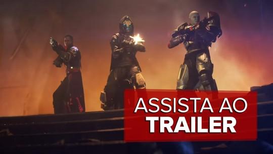 'Destiny 2' será lançado em 8 de setembro e com versão para PC
