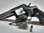 Arma, droga e munições são apreendidas em Presidente Prudente