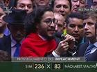 Supremo rejeita queixa de Eduardo Cunha contra Jean Wyllys