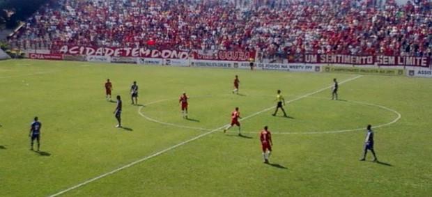 Estádio do Velo Clube, Benitão, em Rio Claro (Foto: Site oficial Velo Clube / Divulgação)