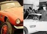 BMW raro de Elvis Presley é restaurado; veja o processo