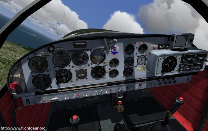 Melhores opção gratuita no PC, Flightgear é o Flight Simulator Open Source (Foto: Divulgação)