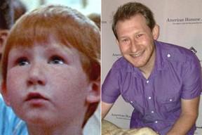 Adam Wylie viveu Larry em Um tira no jardim de infância (Foto: Facebook / Reprodução)