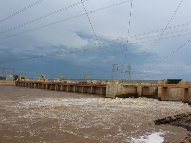De 50 turbinas, seis vão gerar energia exclusivamente para Rondônia  (Foto: Ísis Capistrano/ G1)
