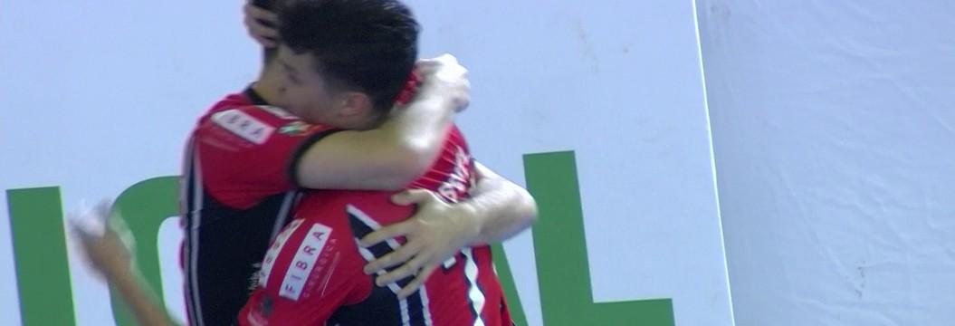 Os gols de Assoeva 2 x 3 Joinville