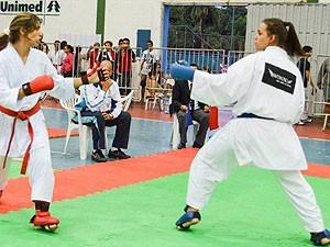 Atleta disse que o próximo passo é treinar para conseguir um bom condicionamento físico (Foto: Lilian Teixeira)