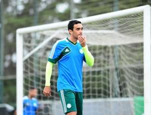 Tiago Alves Palmeiras (Foto: Marcos Ribolli / globoesporte.com)