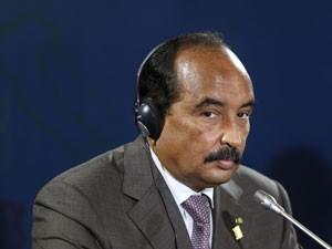 presidente da Mauritânia, Mohammed Ould Abdel Aziz (Foto: REUTERS/Darrin Zammit Lupi)