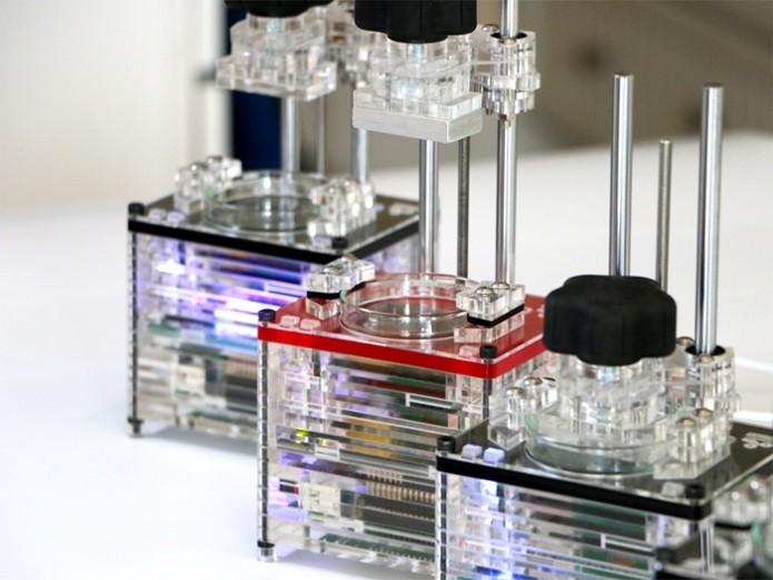 A impressora compacta iBox Nano (Foto: Reprodução / KickStarter) (Foto: A impressora compacta iBox Nano (Foto: Reprodução / KickStarter))
