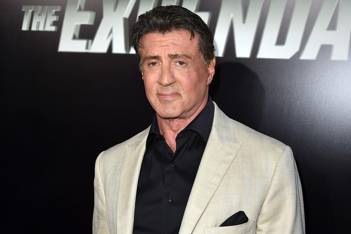 Sylvester Stallone vai dirigir o último longa da franquia 'Rambo' (Foto: Getty Images)