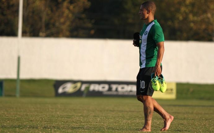 Alex, meia do Coritiba (Foto: Divulgação/ Site oficial Coritiba)