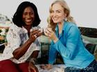 Dona de um corpaço, Glória Maria revela que toma chá de ninho há 12 anos