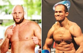 Junior Cigano volta ao octógono contra Ben Rothwell pelo UFC Croácia