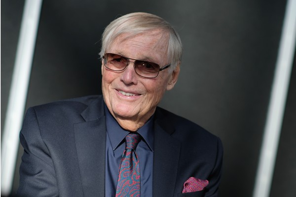 Adam West na Comic Con de 2016 (Foto: Getty Images)