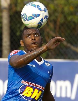 Cruzeiro; Marcos Vinícius (Foto: Washington Alves/Light Press)