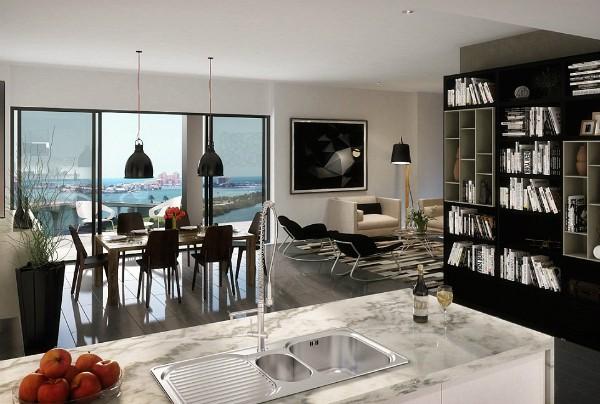 A provável futura residência do ator Tom Cruise (Foto: Reprodução)