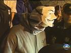 DF determina identificação de manifestantes que usarem máscaras