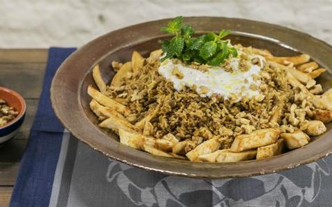 Como fazer arroz libanês