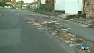 Moradores reclamam de situação de ruas no bairro Monte Castelo em São Luís