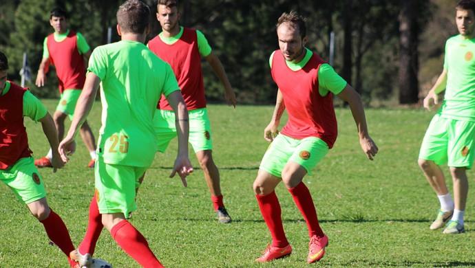 Michel Schmöller Inter de Lages (Foto: Greik Pacheco/Inter de Lages)