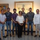 Unifor recebe comitiva de chilenos (Ares Soares/Unifor)