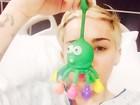 Miley Cyrus tem forte reação alérgica e cancela show, diz site