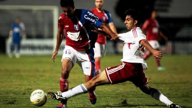 Guaratinguetá x RB Brasil (Foto: Fábio Rubinato/ AGF)
