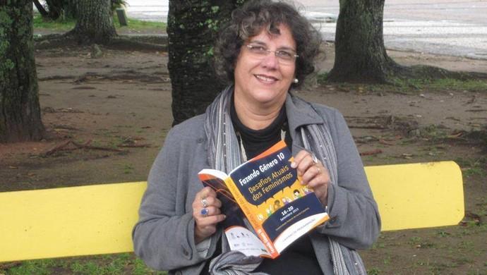 glória rabay, professora (Foto: Acervo Pessoal)