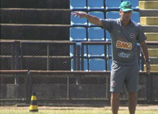Eugenio Souza, novo técnico do Ipatinga (Foto: Reprodução / Site oficial do IFC)