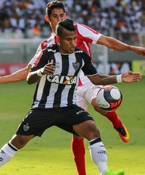 Otero, Atlético-MG x Villa Nova (Foto: Reprodução / Twitter)