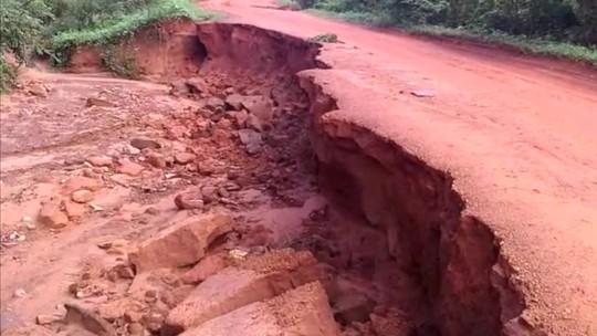 Prefeito quer contrato de emergência para reativar rodovia no Sul do Piauí
