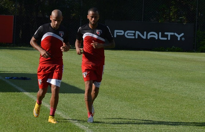 Wesley Carlinhos São Paulo (Foto: Site Oficial / saopaulofc.net)