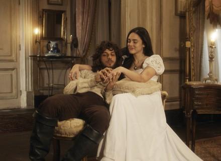 Anna e Joaquim falam em casamento
