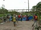 PMs cumprem reintegração de posse e moradores liberam acesso a aterro